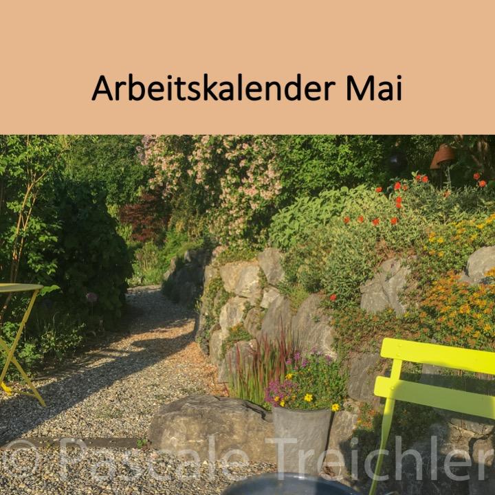 Garten Arbeitskalender Mai
