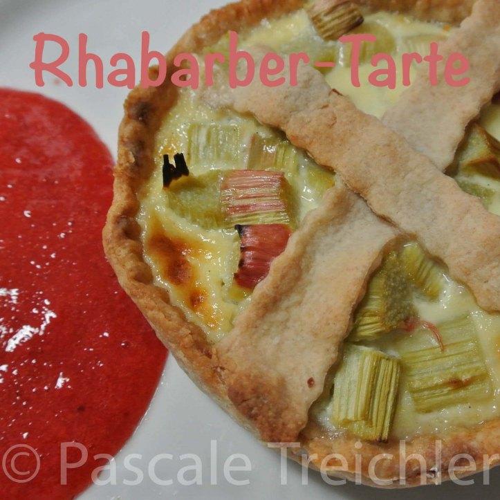 2018.03 Rhabarber-Tarte